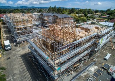 West Auckland Commercial Construction Photographer